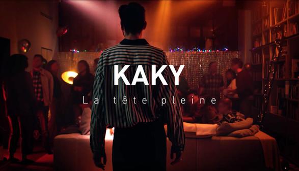 Kaky - La tête pleine
