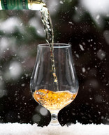 BearFace Whisky is Winter Wonderland