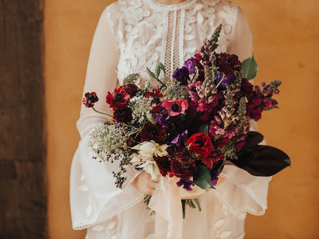 15 of the Best Winter Wedding Bouquets