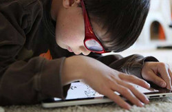 Drug abuse-like symptoms in kids hooked on devices