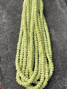 Green Pakalana Lei