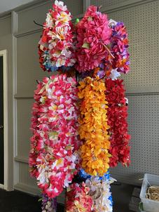 Artificial Flower Leis