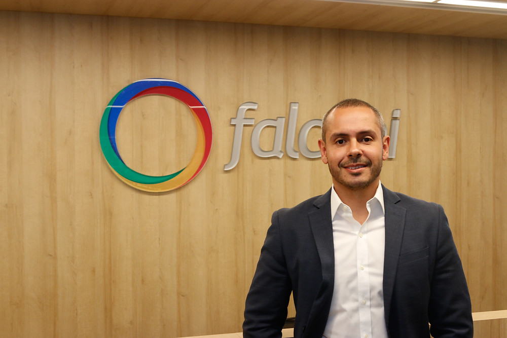 Bernardo Miranda, Partner-Head Falconi North America