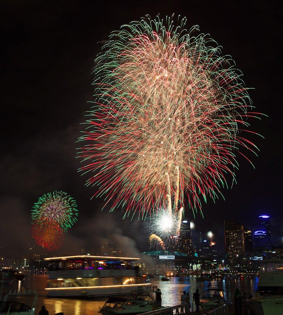 Promiseland NYE Docklands Melbourne
