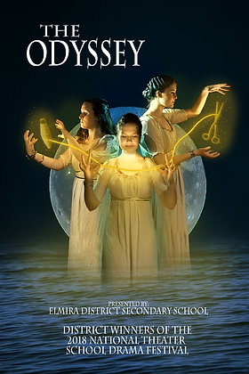 """The Odyssey"" Poster"