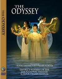 """The Odyssey"" 2018 EDSS Play DVD"