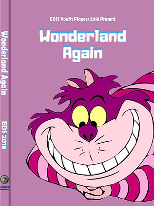 """Wonderland Again"" 2018 EDSS Play DVD"