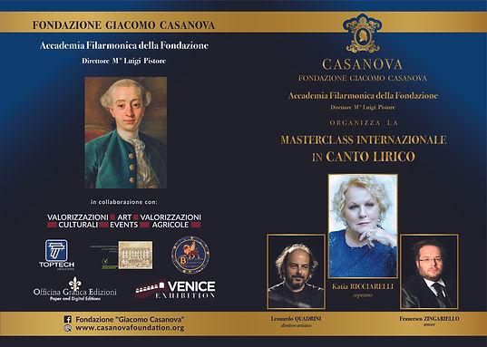 Bando Master Ricciarelli VENEZIA_esterno