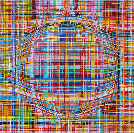 Tribute to Vasarely