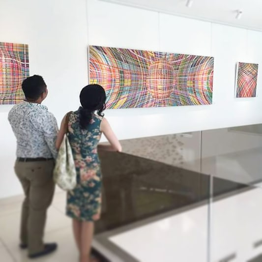 Gallery des Artistes, Kuala Lumpur._T
