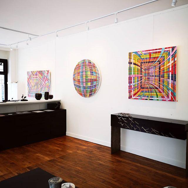 Galerie Grégoire Courtois, Dinard 2019
