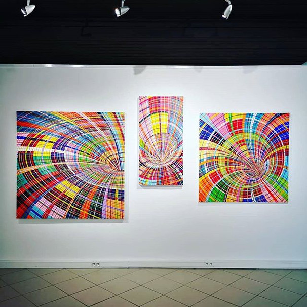 Exposition '' Conquêtes Spatiales #1'', Galerie Wagner