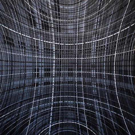 Aspiration de l'espace en nuances de gri