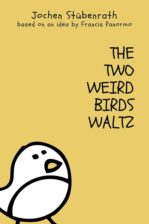 THE TWO WEIRD BIRDS WALTZ - Für zwei Pedalharfen - digitaler Download