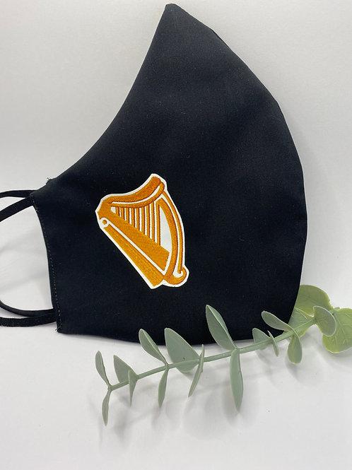 Alltagsmaske Harfe