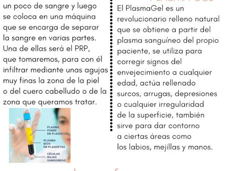 Hablemos del Plasma Rico en Plaquetas y Plasma Gel!