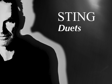 sting 'duets' timeline hub