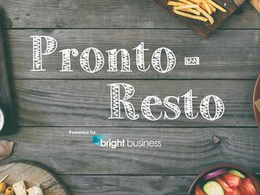 Système de commande en ligne Pronto-Resto