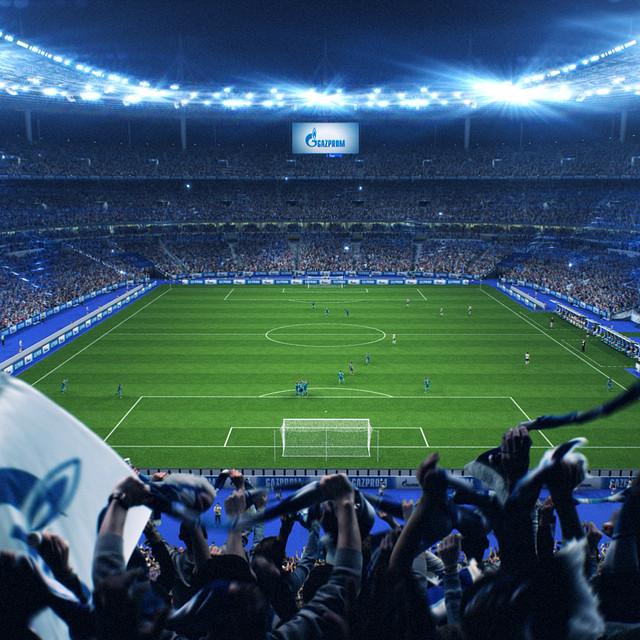 ГАЗПРОМ - UEFA