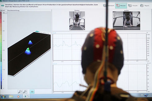 Gait analysis, SNAP, EEG Measuremet