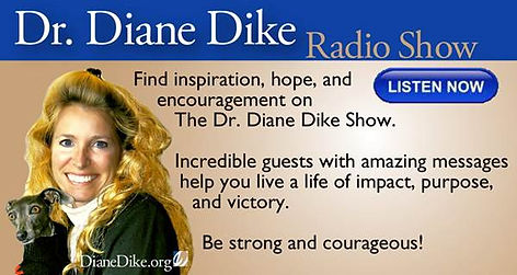 Dr. Diane Dike, Radio Show Host