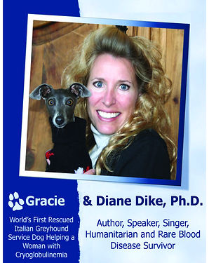 Media Kit Dr. Diane Dike