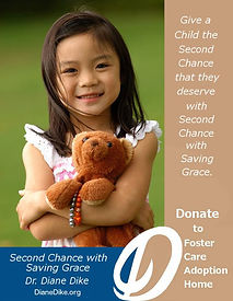 Second Chance with Saving Grace Foster/Adoption Program