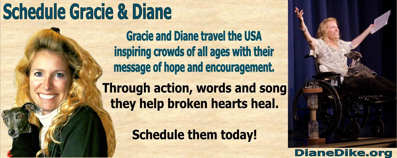 Schedule Gracie & Diane