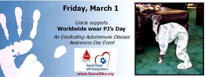 Eradicating Autoimmune Disease Awareness Event SCwsG