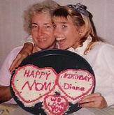 Diane Dike's Mother Multiple Myeloma Warrior they had the same birthday