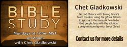 Weekly Virtual Bible Study