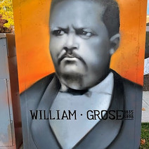 Pioneer and Business Man William Grose