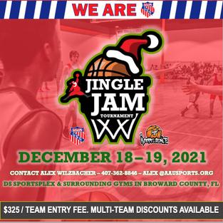 AAU Jingle Jam