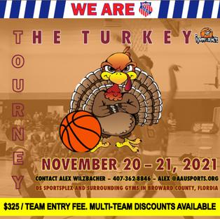 AAU Turkey Tourney