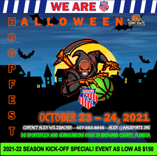 AAU Halloween Hoopfest