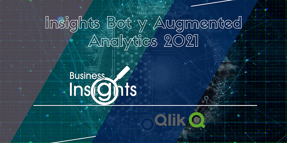 Insights Bot y Augmented Analytics 2021