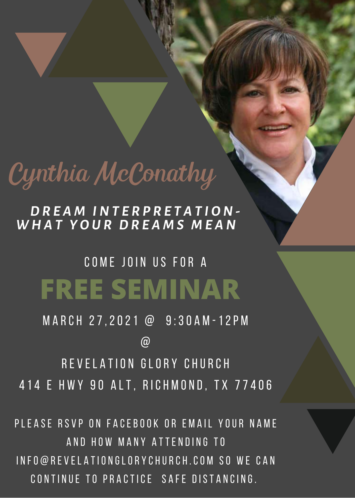 Free Dream Interpretation Class