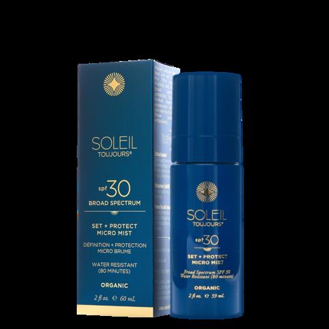 Soleil Set+Protect Mist SPF 30