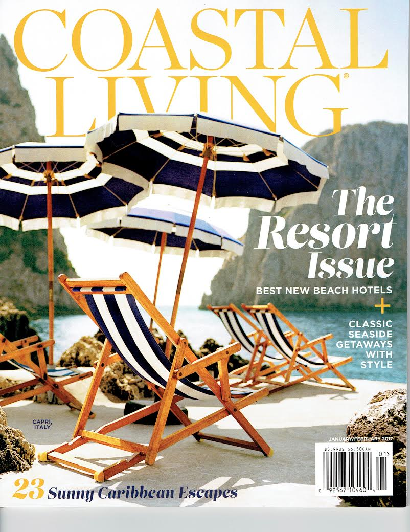 Coastal Living Jan 2017
