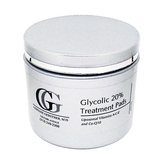 GG Glycolic 20% Treatment Pads
