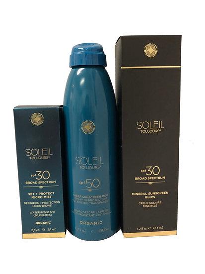 GG's Soleil Best Seller Suncare Kit