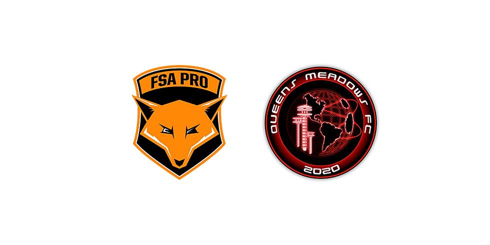 FSA PRO vs Queens Meadow FC