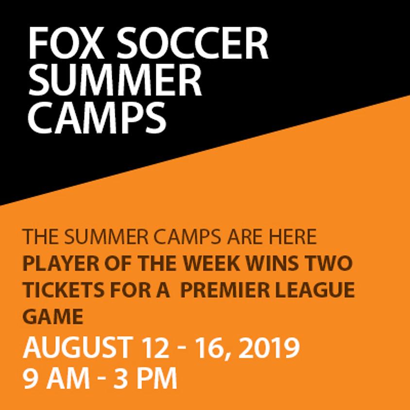 Fox Soccer Academy August Summer Camp