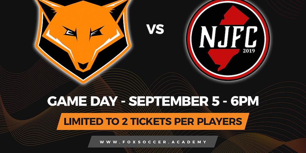 FSA PRO vs New Jersey FC