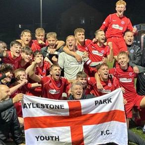 FA Youth Cup History Made!