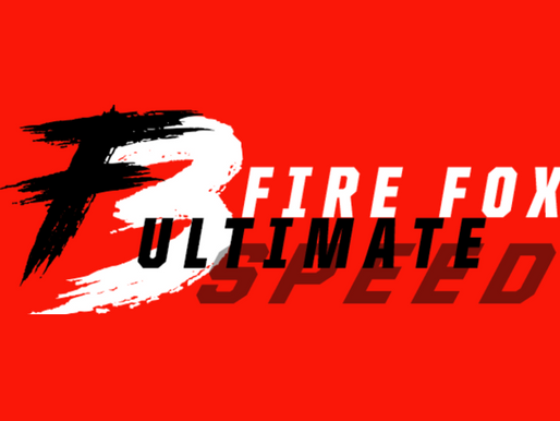 The F3 Fire Fox Ultimate Speed Clinic