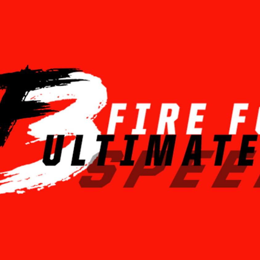 F3 Fire Fox Ultimate Speed Clinic