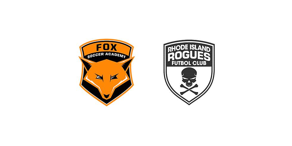 FSA vs Rhode Island Rogues FC