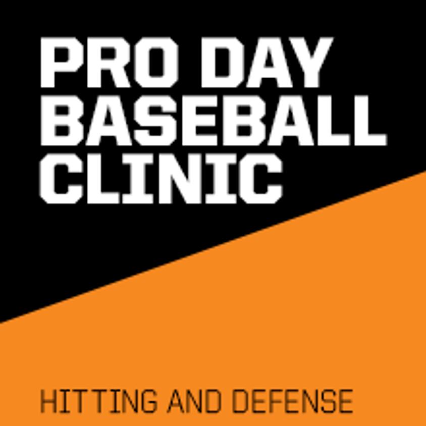 Pro Day Baseball Clinic