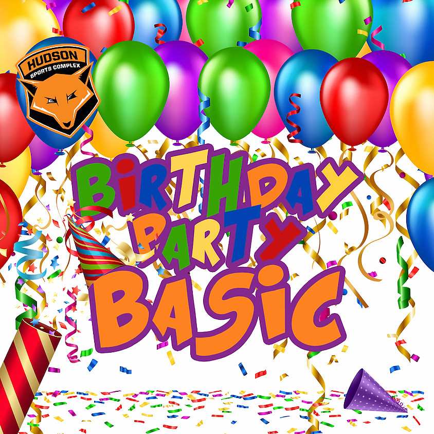 Birthday Party - Basic Package
